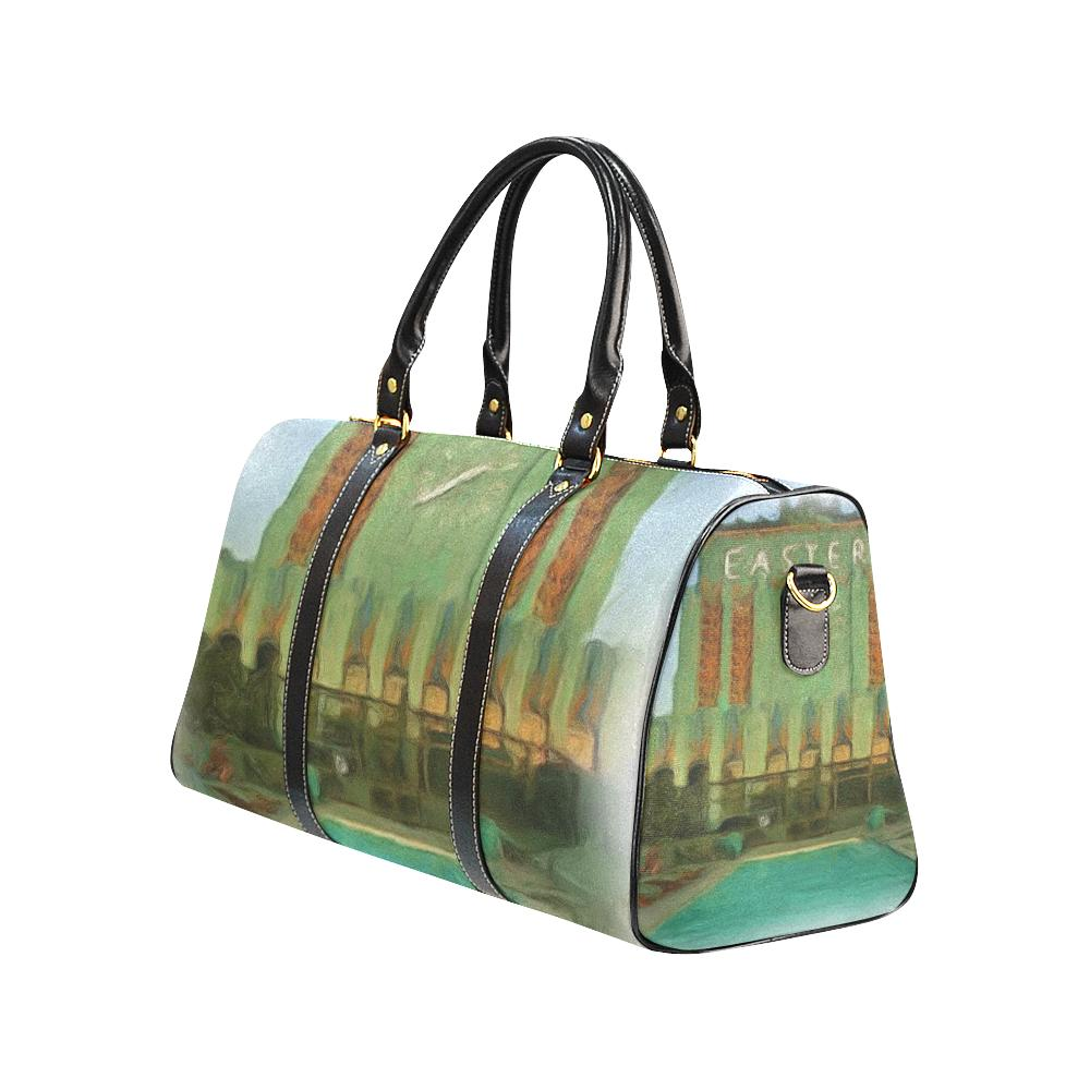 ART DECO - THE EASTERN Small Duffel Bag