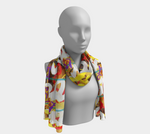 Load image into Gallery viewer, BOOM 3000 Long Scarf
