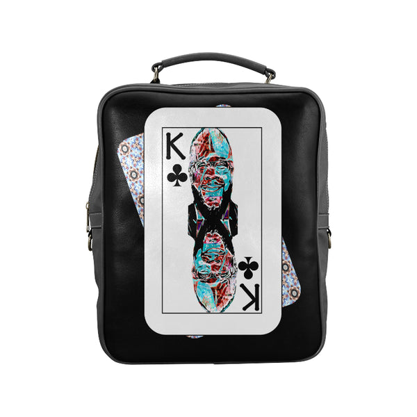 Play Your Hand...King Club No. 2 Backpack
