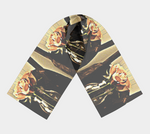 Load image into Gallery viewer, A Rose is Still a Rose Long Scarf