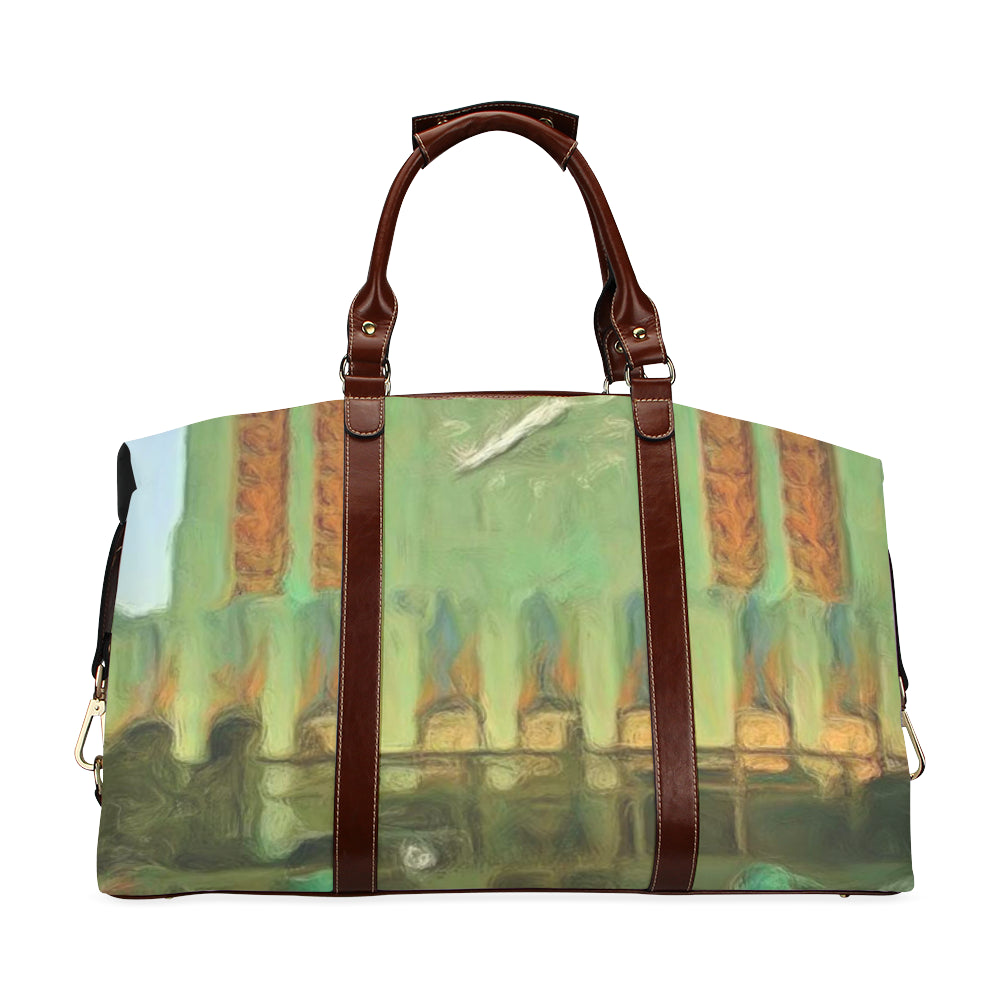 Art Deco - The Eastern Classic Travel Bag