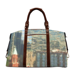 Sight Lines: Midtown Atlanta Classic Travel Bag
