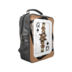 Play Your Hand...Queen Spade No. 4 Backpack
