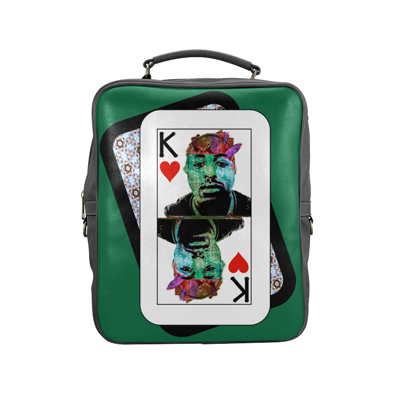 Play Your Hand...King Heart No. 2 Backpack