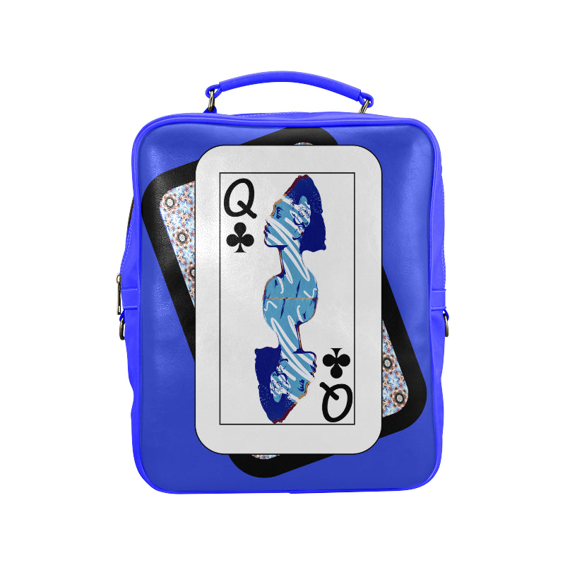 Play Your Hand...Queen Club No. 2 Backpack