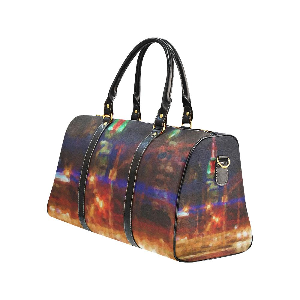 All of The Lights Small Duffel Bag