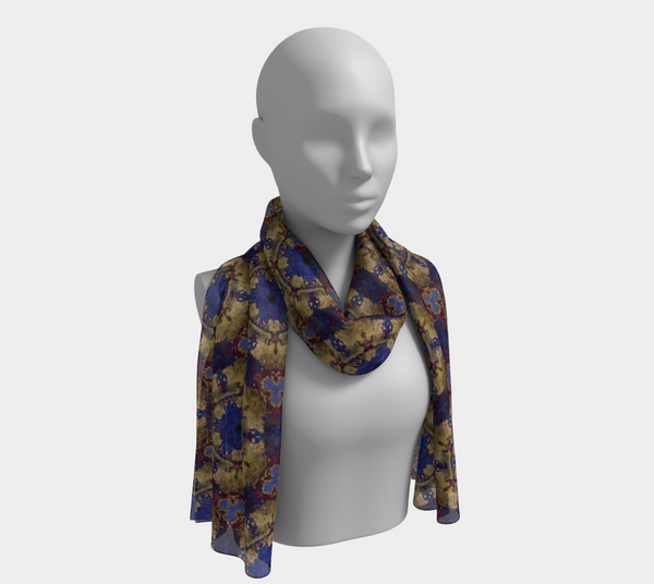 Key To Transformation Long Scarf