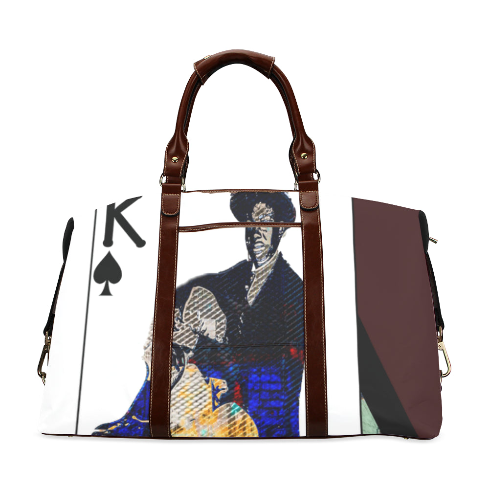 Play Your Hand...King Spade No. 1 Classic Travel Bag