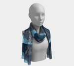Load image into Gallery viewer, Moments In Love Long Scarf