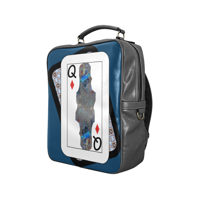 Play Your Hand...Queen Diamond No. 2 Backpack