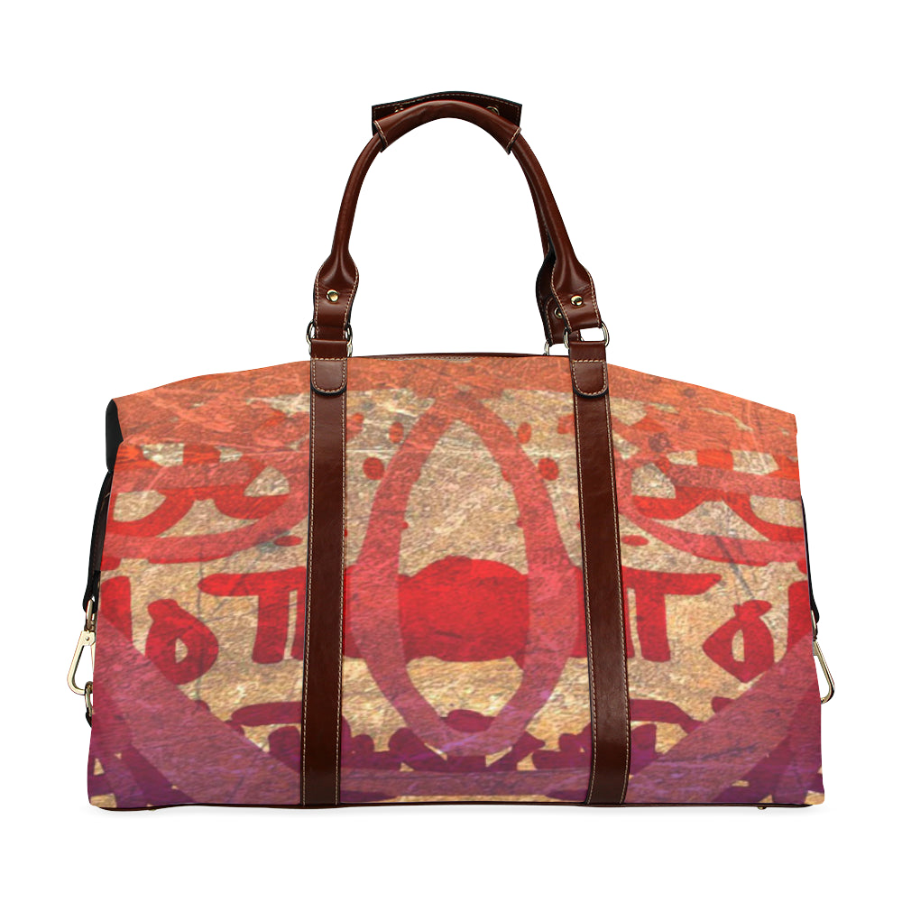 Queen of Hearts Classic Travel Bag
