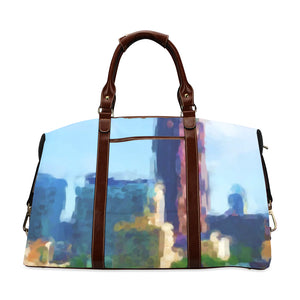Sight Lines: Downtown Atlanta Classic Travel Bag