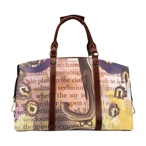 All That Glitters Classic Travel Bag