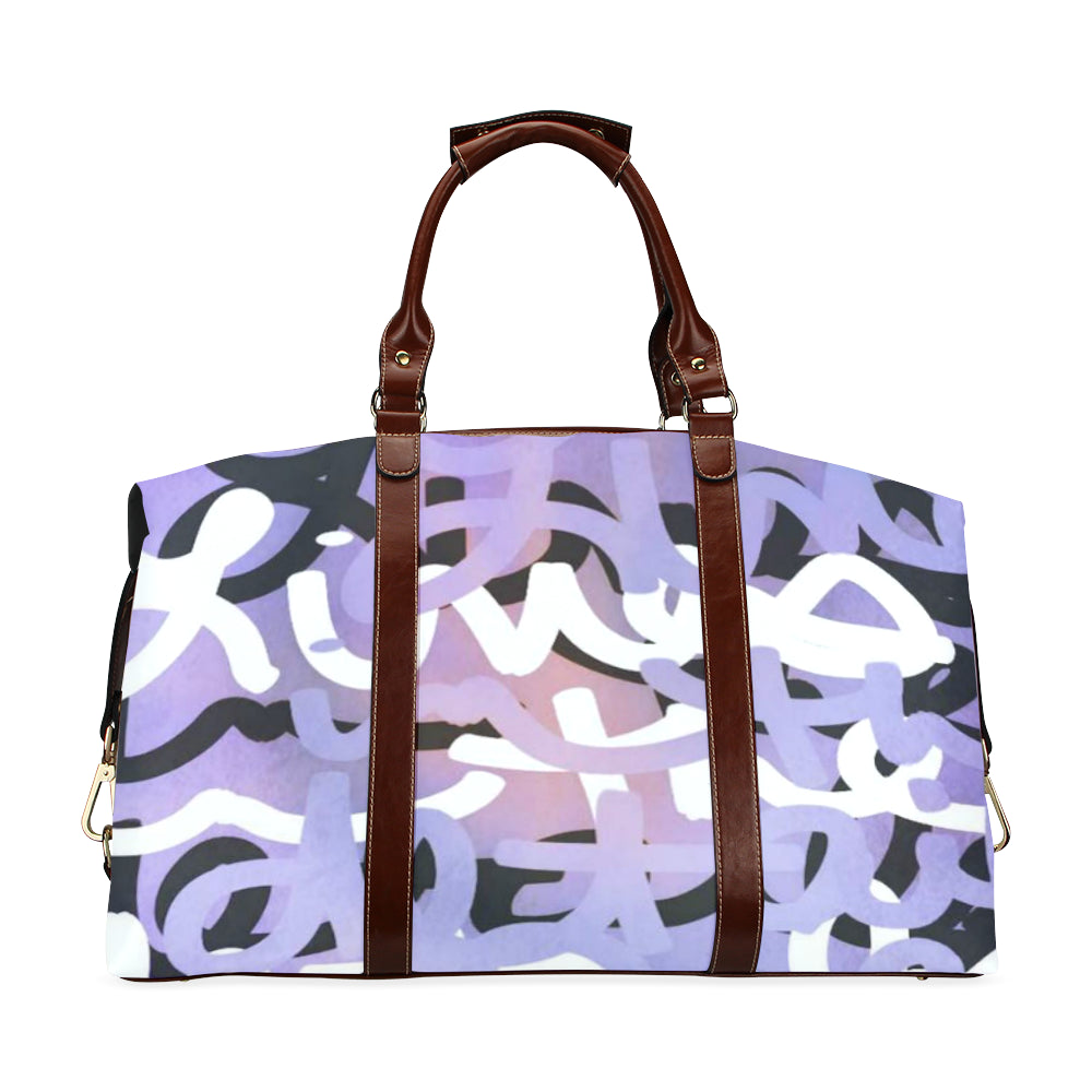 Love All Day Ombre' Classic Travel Bag