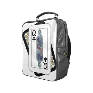 Play Your Hand...Queen Club No. 3 Backpack