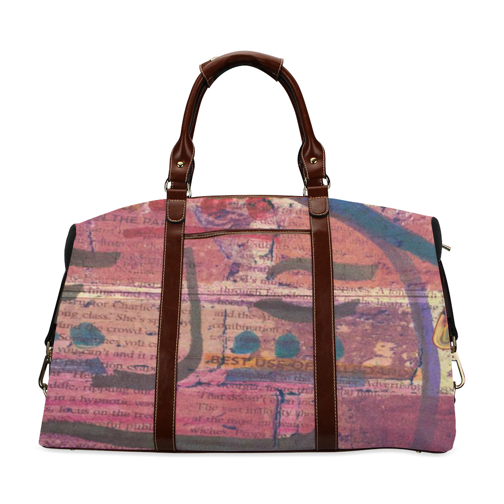 Off The Wall Classic Travel Bag