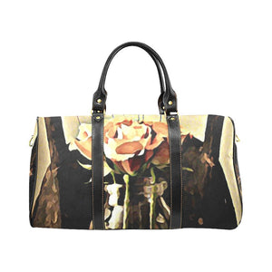 A ROSE IS STILL A ROSE Large Duffel Bag