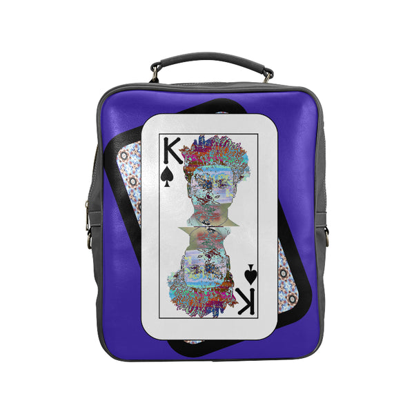 Play Your Hand...King Spade No. 2 Backpack