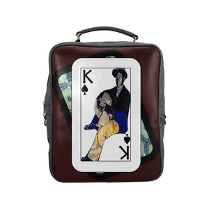 Play Your Hand...King Spade No. 1 Backpack