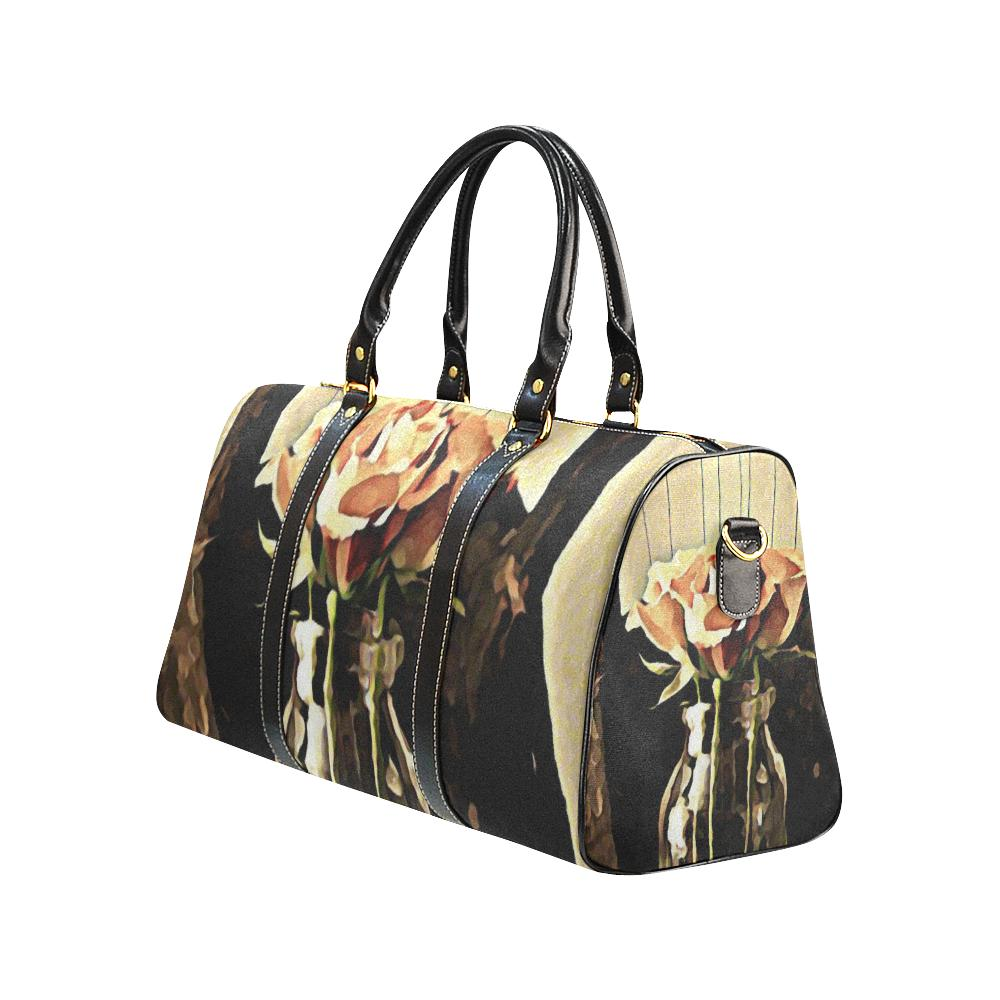 A ROSE IS STILL A ROSE Small Duffel Bag