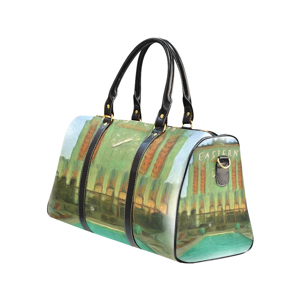 ART DECO - THE EASTERN Large Duffel Bag