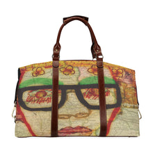 Been Around The World Classic Travel Bag