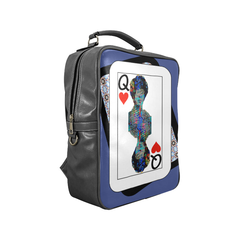 Play Your Hand...Queen Heart No. 2 Backpack