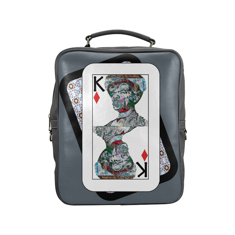 Play Your Hand...King Diamond No. 2 Backpack
