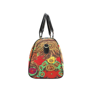 Birds of a Feather Large Duffel Bag