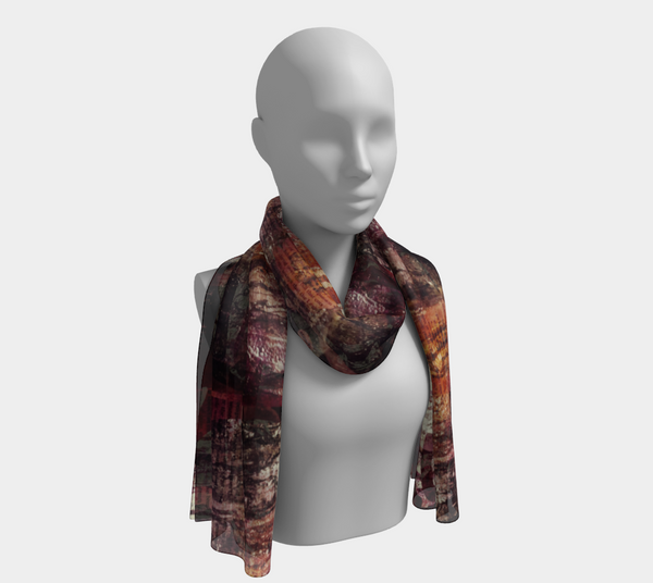 Boy King Long Scarf