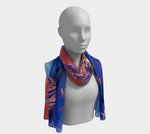 Load image into Gallery viewer, I Love You Jody No. 3 Long Scarf