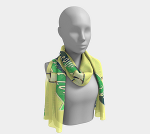 The Corner No. 4 Long Scarf