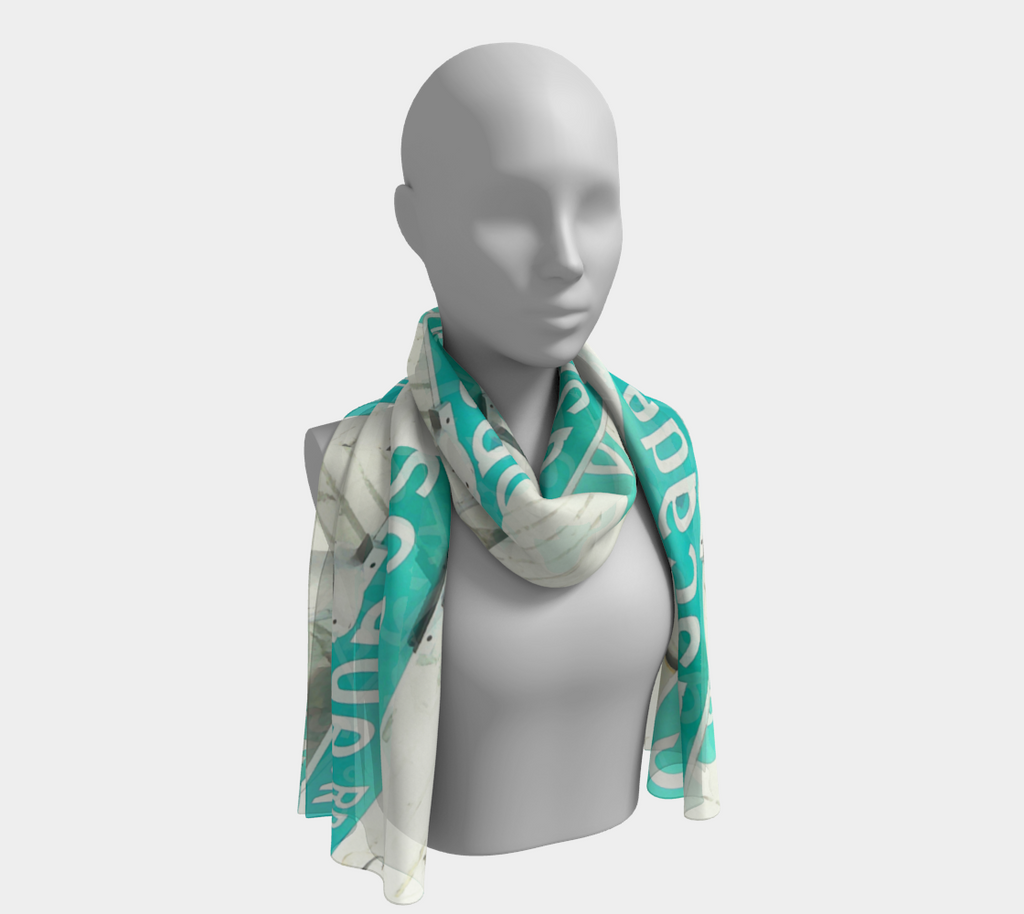 The Corner No. 2 Long Scarf