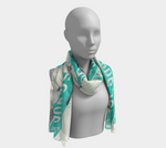 Load image into Gallery viewer, The Corner No. 2 Long Scarf
