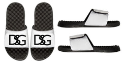 White/Black slides.