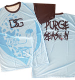 Official purge fight tee.