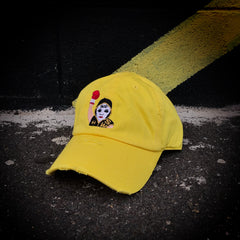 Yellow Purge Dad Hat