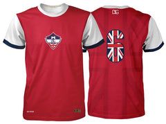 British Soccer Jersey