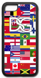 Flag phone case.