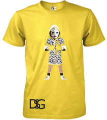 Yellow Purge DSG T-Shirt.