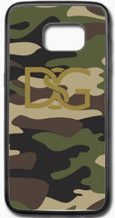 Camouflage phone case.