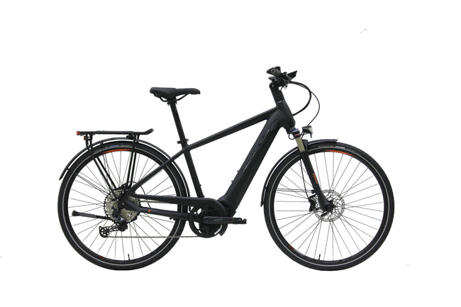 Bulls Cross Lite EVO Diamond-Electric Bicycle-Bulls-Voltaire Cycles of Verona