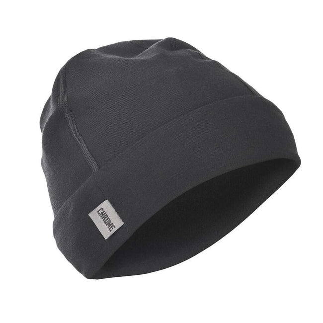 Chrome Merino Beanie - New-Voltaire Cycles