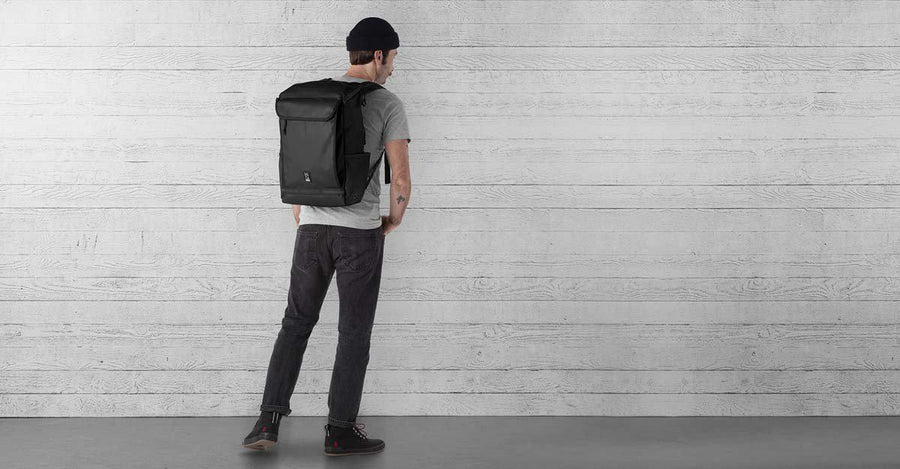 Chrome Volcan Backpack-Voltaire Cycles