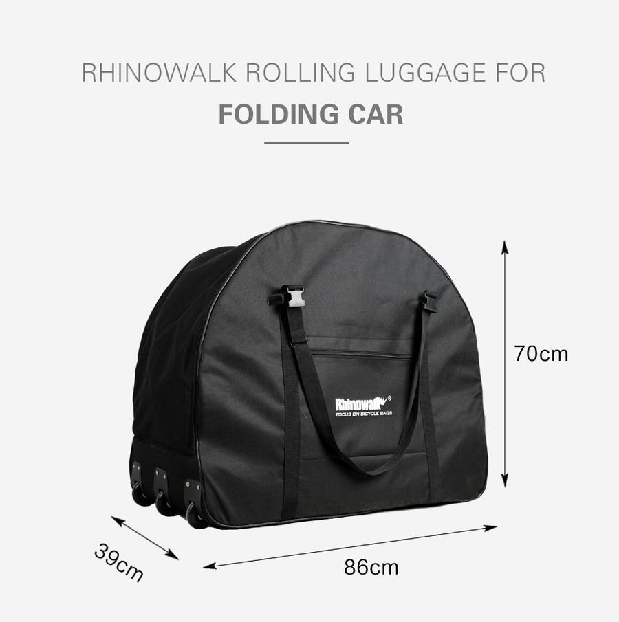 Rhinowalk Folding E-Bike Carrying Case-The Electric Spokes Company