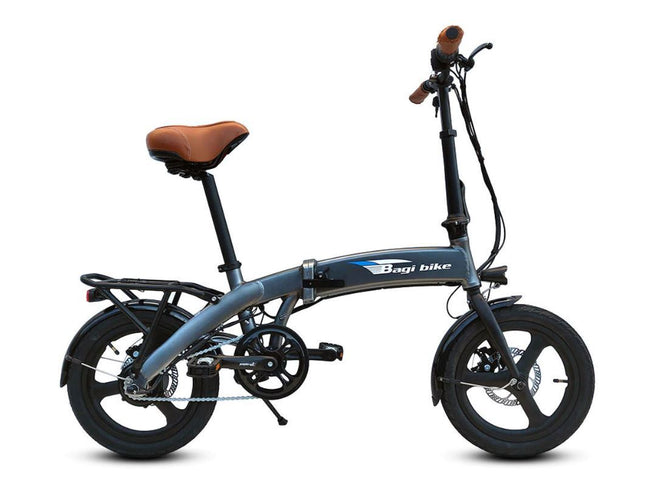 Bagi Bike B16 Folding Electric Bicycle-The Electric Spokes Company