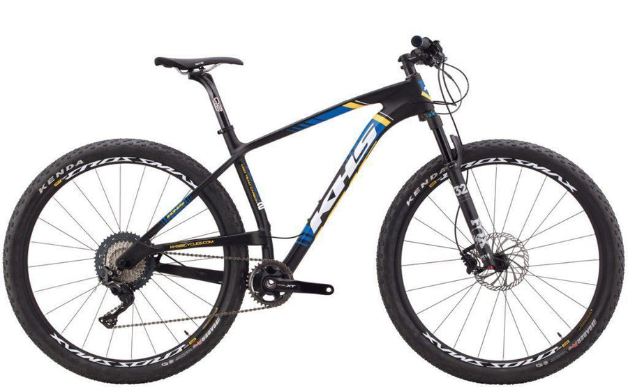 KHS XC Race Team 29 Bike, Mens 2019-The Electric Spokes Company