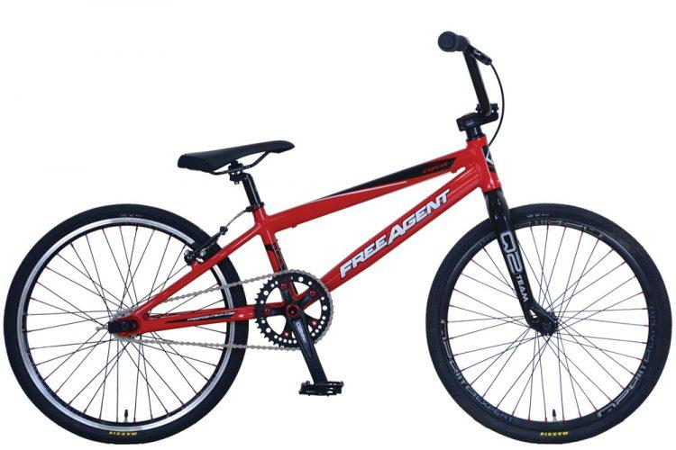 Free Agent Team Expert BMX Bike - 2019-Voltaire Cycles