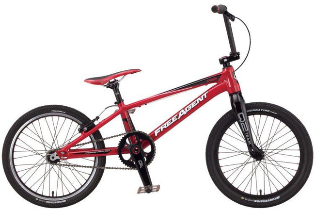 Free Agent Team Limo BMX Bike-2019-Voltaire Cycles