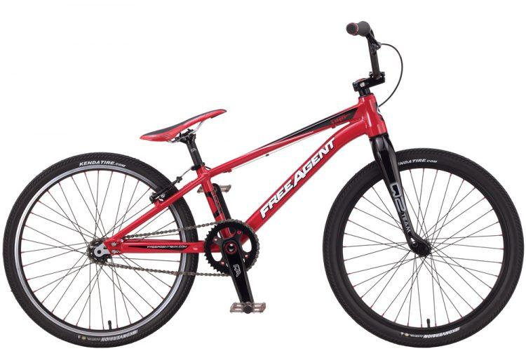Free Agent Team Limo 24 BMX Bike-2019-Voltaire Cycles